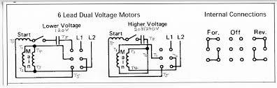 3 phase 6 lead motor wiring diagram wiring diagram simonand