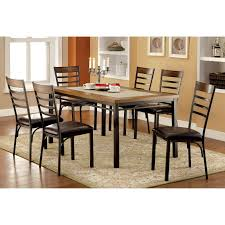 furniture of america reliford dining table hayneedle