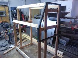 Homemade Blast Cabinet Building The Sand Blast Cabinet Codeblooded