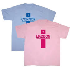 personalized christian gifts personalized christian youth t shirts religious christian gifts