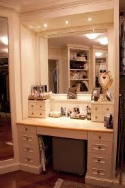 Bedroom Vanity Table Bedrooms Bedroom Vanity With Lights Mirrored Vanity Table
