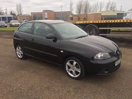 lexus is200 breaking birmingham late 2007 black 3 door seat ibiza 1 4 sport long mot to april 17