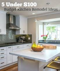 inexpensive kitchen remodel ideas low budget kitchen remodel inexpensive kitchen remodel ideas about