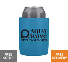 personalized koozies for wedding custom koozies can coolers 2nd side printing is free