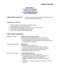 Job Shadowing On Resume by Teen Resumes Resume Info Cipanewsletter How To Write A Template On