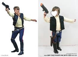 Lando Calrissian Halloween Costume Shot Diy Han Solo Costume Fourth