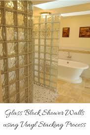 is a glass block wall sturdy