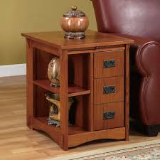Cabinet End Table Chairside Cabinet Occasional Tables At Erickson Furniture