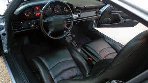 Porsche 993 Interior This Porsche 993 Carrera Is All The Sports Car We U0027d Ever Need
