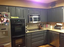 diy kitchen cabinet refacing bright yellow backsplash white modern