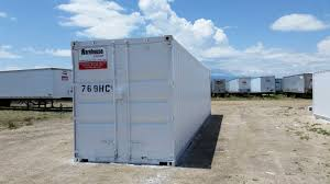 40 foot high cube white storage container 4 550 u2022 warehouse options