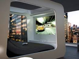 Modern Canopy Bed The High Fidelity Modern Canopy Bed From Deta Design It