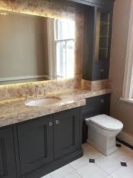 Houzz Bathroom Vanity by Blog 2 Noel Dempsey Design