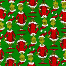 dr seuss wrapping paper grinch fabric etsy green wrapping paper ebay sand