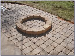 laying patio pavers over concrete patios home decorating ideas