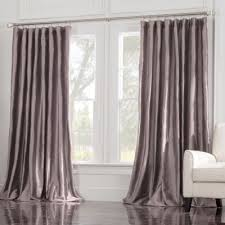 Bed Bath And Beyond Thermal Curtains Buy Silk Curtain Panels From Bed Bath U0026 Beyond