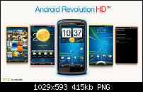 android revolution hd rom android revolution hd gingerbread sandwich sense