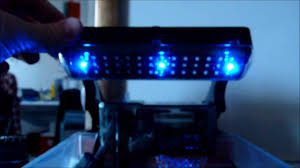 fluval led light 48 fluval edge oem led light upgrade youtube