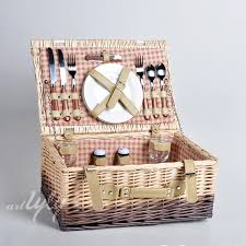 Best Picnic Basket Wicker Picnic Baskets Wholesale Is The Best Picnic Basket Set