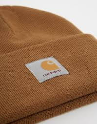 carhartt wip watch beanie brown men carhartt wip hoodie reasonable