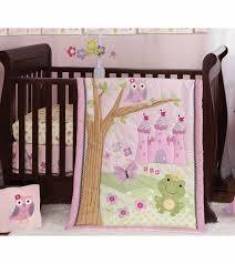 Bedding Sets For Baby Girls by Bedtime Originals Magic Kingdom 3 Piece Crib Bedding Set
