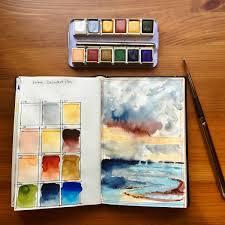 doodlewash doodlewash review prima watercolor confections sets