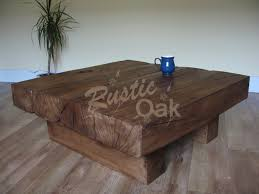 coffee tables archives rustic oak