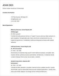examples of resumes cover letter experience resume format