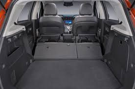 Dodge Journey Interior Space - 2015 chevrolet trax first look