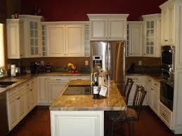cabinet kitchen denver cabinets in canyon concept oak laminate