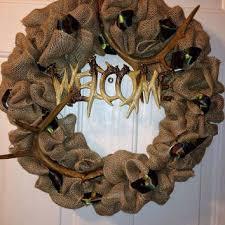 shop antler wreaths on wanelo