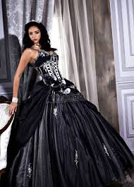 black wedding gowns black and white wedding dresses plus size pluslook eu collection