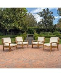 Patio Club Chairs New Savings On Outdoor Best Selling Home Kirk Wooden Patio Club