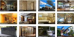 Stainless Steel Partition Mirror Finish Stainless Steel Sheets Rose Gold Gold Black Etc