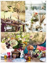 mariage hippie deco table mariage hippie chic votre heureux photo de mariage