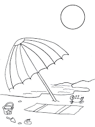 237 Free Printable Summer Coloring Pages For Kids Summertime Coloring Pages