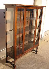 Vintage China Cabinets Oak China Cabinet Oak China Cabinet Lawrie French Country