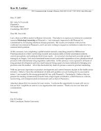 cover letter example for student 40 best cover letter examples