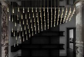 design haus liberty s staggering light sculpture made from one of