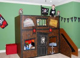 Pirate Ship Bunk Bed Boys Beds Unique Custom Theme Playhouse Beds Best Prices