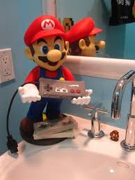 Number One Bathroom Super Mario Bros Number One Or Number Two Churchmag