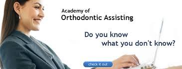 Orthodontic Assistant Resume Trapezio Orthodontic Staff Training Home Of The Aoa Orthodontic