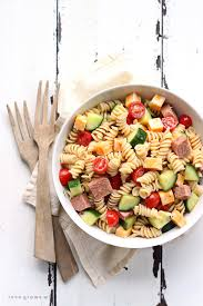 cold pasta salad dressing perfect pasta salad love grows wild