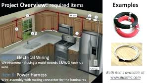 hardwired under cabinet lighting dimmable led under cabinet lighting lowes medium size of hardwired