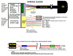 ryder smart logic 7 way bypass relay towing towbar multi plex 7