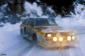 rally subaru snow rally