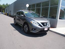 nissan murano mpg 2016 used 2016 nissan murano for sale salem nh