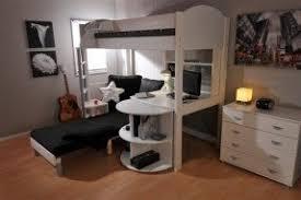 Bunk Bed Futon Desk Futon Bunk Bed With Desk Foter