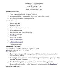 receptionist cover letter receptionist cover letter exle executive uk cover letter