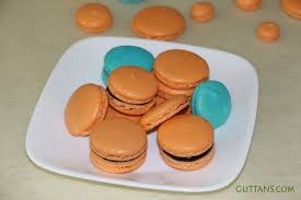 french macarons recipe macaroon recipe almond cookies guttans